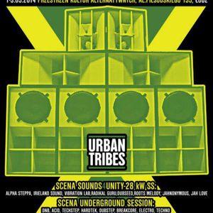 Urban Tribes Session - Broken Mindz Radio @ 29.04.2014