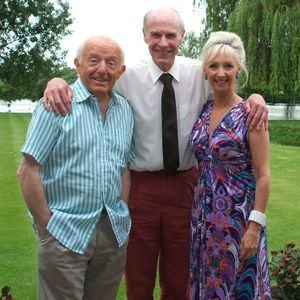 John Hannam Meets Paul Daniels and Debbie McGee - part 2