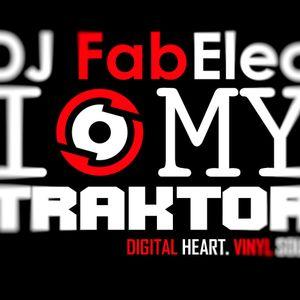 DJ FabElec Break The Silence! Mix October 2011