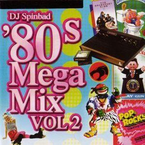 DJ Spinbad - 80s Megamix Vol 2 (2000)