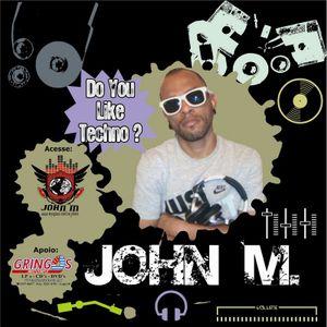 DJ John M. - Do You Like Techno?