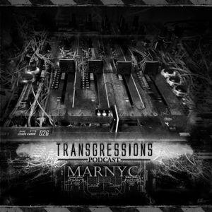 Transgressions Podcast 026-Marnyc