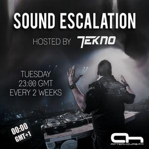 Sound Escalation 060 with Shaun Greggan