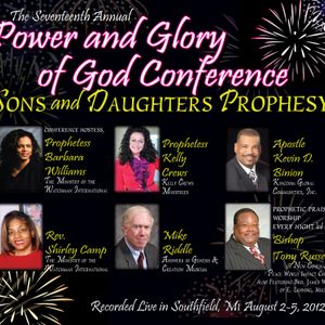 THE BRIDE AND GROOM - A HORSE STORY! - Power & Glory of God 2012
