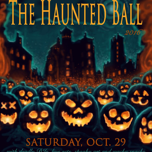 Haunted Ball 2016