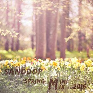 Sanddop - Spring mini mix 2016