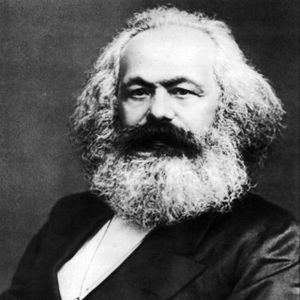 #3 Karl Marx