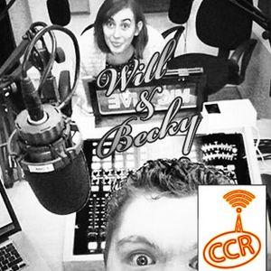 Will & Becky - @CCRWillandBecky - The Will & Becky Show - 05/04/14 - Chelmsford Community Radio