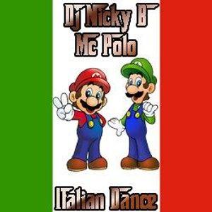 Dj Nicky B and Mc Polo - Italiandance mix