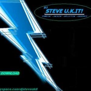 STEVE U.K.IT!   -Released  Promo Set -    28.01.2010