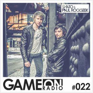 GAMEON Radio #022