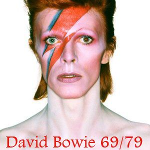 David Bowie 69/79