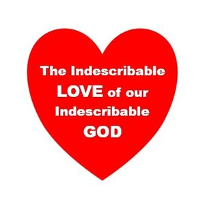 The Indescribable Love of our Indescribable God - Peter Hamlett - 3rd July 2016