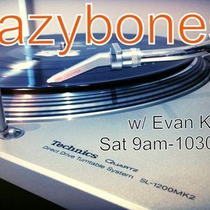 Lazybones Radio Show 21-3-15