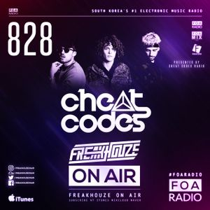 Freakhouze On Air 828 ● Cheat Codes