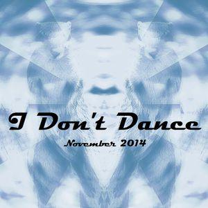 IDD (I Don't Dance) Tech House Mixtape — November 2014
