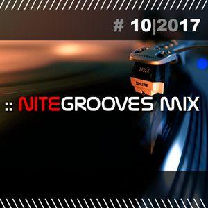 :: nitegrooves mix | Deep House, Tech House & Progressive House | 10/2017