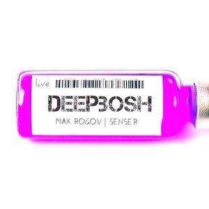 Max Rogov & Senser  - DeepBosh  (feb 25.15 live set)