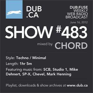 DUB:fuse Show #483 (June 16, 2012)