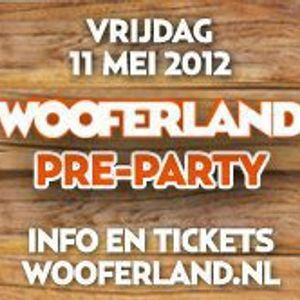 Wooferland PreParty, 11-05-2012 Undercurrent, Amsterdam (part 1/5)