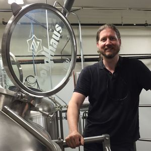 Pod 27 - Alan Taylor - On Building a Brewpub, Brewing & His Beer