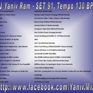 DJ Yaniv Ram - SET91