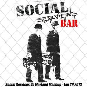 Social Services Vs Marland Mashup - January 26th 2013