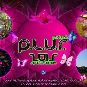 Dj 100le - PLUR FESTIVAL 2015 Greece / PROMO SET