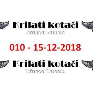 010 - Krilati kotaci (15-12-2018) radio show