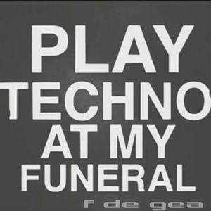 F DE GEA 18-12-2016 100% techno