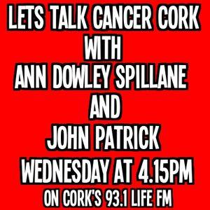 LETS TALK CANCER CORK