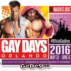 JAMS! May 2016: Official GayDays Promo Podcast