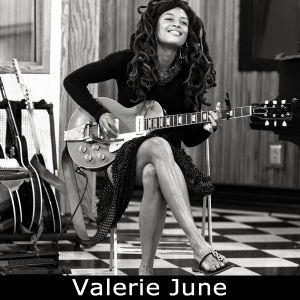 Valerie June - Salty Interview (February 2014)