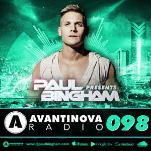 Paul Bingham - Avantinova Radio 098