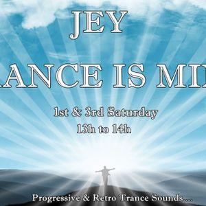 TRANCE IS MINE on B-mix 1