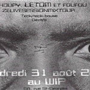 Mistertom @ Aperomix (Aix en Provence) 05/06/2010