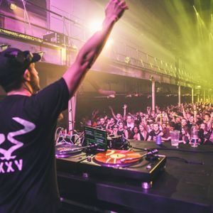 RAM 25 - 04 - Andy C with Tonn Piper (RAM Records) @ Press Halls, Printworks - London (28.10.2017)