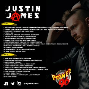 Power 96.5 (Miami, FL) Guest Mix Oct 2017