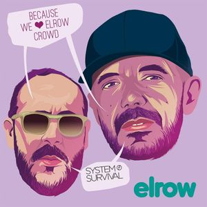 System Of Survival at Elrow Barcelona 3hrs set 12/10/2014