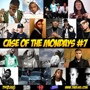 THE DJ SG - Case of the Mondays 7