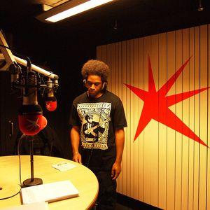 Cris Prolific In The Studio