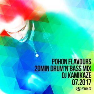 Kamikaze - Pohon Flavours - July 2017