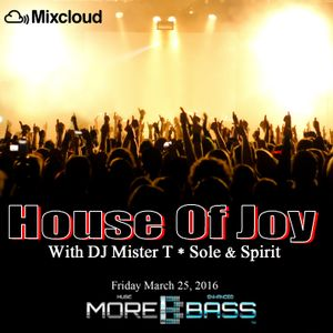 House of Joy [March 25, 2016]