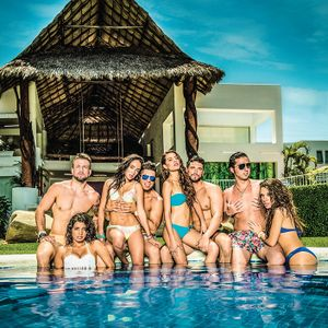 NO PINCHES MAMES WE * BY DAMIAN ARZOLA 2014 ACAPULCO SHORE PARTY