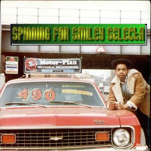 Spinning for Smiley selecta