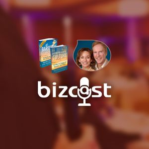 Bizcast :: Michael Houlihan and Bonnie Harvey, Authors of The Barefoot Spirit