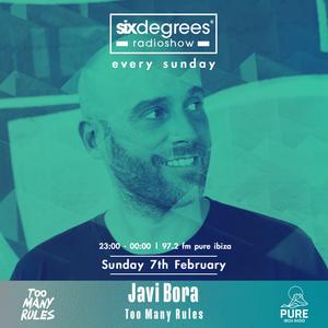 Sixdegrees Radio Show w/ Javi Bora
