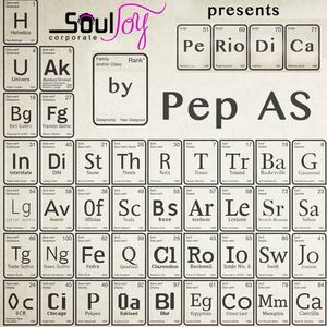 Soulljoy corp. presents Periódica by Pep AS