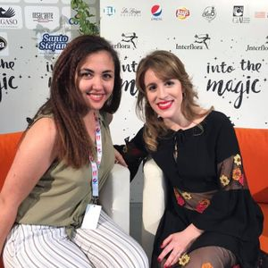 Giffoni 2017 - Intervista a Laura Esquivel - RadioSelfie.it