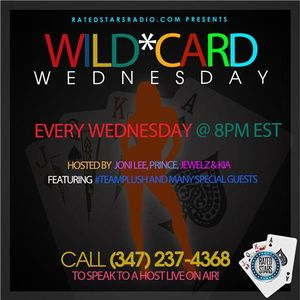 Wild*Card Wednesday is Back Again!